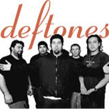 Deftones The chauffeur lead part bass tabs