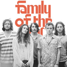 Family Of The Year tabs and chords