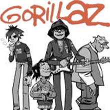 Gorillaz tabs and chords