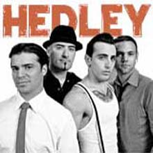 Hedley tabs and chords