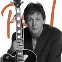 Paul McCartney tabs and chords