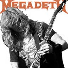 Megadeth tabs and chords