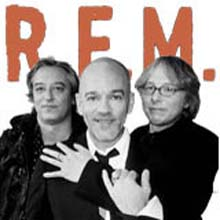 R.E.M. tabs and chords