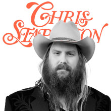 Chris Stapleton Starting over bass tabs