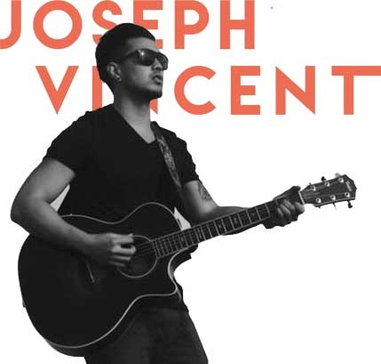 Joseph Vincent Can't take my eyes off you guitar chords