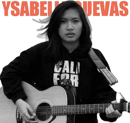 Ysabelle Cuevas A love so beautiful guitar chords