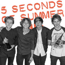 5 Seconds Of Summer guitar chords and tabs