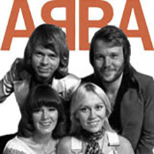 Accurate guitar tabs and chords by ABBA