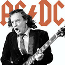 Accurate guitar tabs and chords by AC/DC