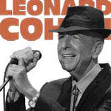 Accurate guitar tabs and chords by Leonard Cohen