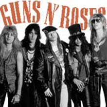 Accurate guitar tabs and chords by Guns N