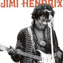 Accurate guitar tabs and chords by Jimi Hendrix