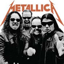 Accurate guitar tabs and chords by Metallica