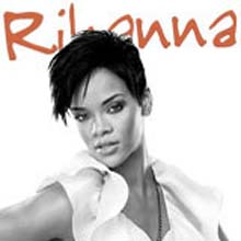 Accurate guitar tabs and chords by Rihanna