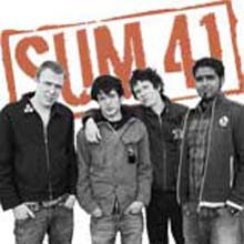 Accurate guitar tabs and chords by Sum 41