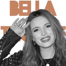 Accurate guitar tabs and chords by Bella Thorne