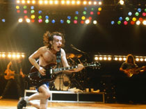 AC/DC Back in black Guitar tab