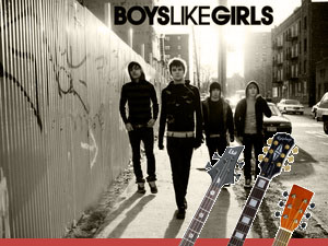 Boys Like Girls chords and tabs for bass and guitar