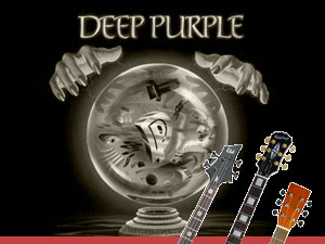 Deep Purple guitar tabs and guitar chords