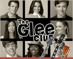 Glee Cast chords and tabs for bass and guitar