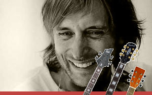 David Guetta chords and tabs for bass and guitar