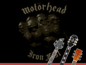 Motorhead chords and tabs for bass and guitar