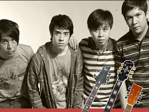 Master Rivermaya with these tabs and chords