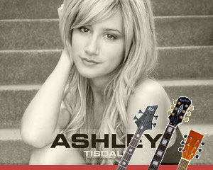 Play ashley tisdale style with these guitar tabs and guitar chords