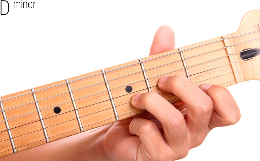 How To Play D Major Open Chord On Guitar Video And Guitar Lesson