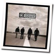 3 Doors Down tabs for Be like that