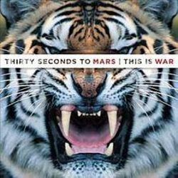 30 Seconds To Mars bass tabs for This is war