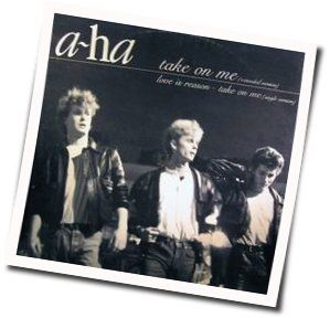 A-ha guitar tabs for Take on me acoustic (Ver. 2)