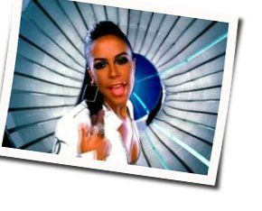 Aaliyah tabs for More than a woman