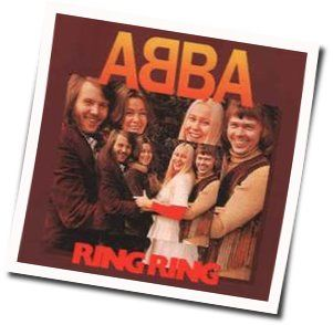 ABBA chords for Another town another train