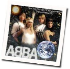 ABBA chords for Dance
