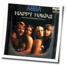 ABBA chords for Happy hawaii