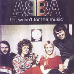 ABBA chords for If it wasnt for the nights ukulele