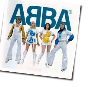 ABBA chords for Knowing me knowing you