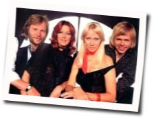 ABBA chords for Knowing me knowing you (Ver. 3)