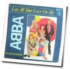 ABBA chords for Lay all your love on me (Ver. 2)