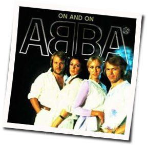 ABBA chords for On and on and on (Ver. 3)