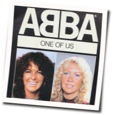 ABBA chords for One of us