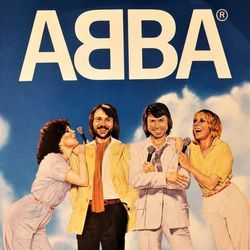 ABBA chords for Slipping through my fingers