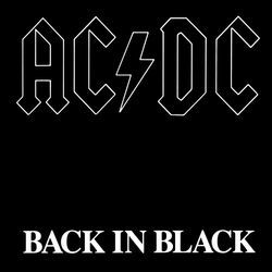 AC/DC bass tabs for Back in black