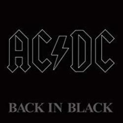 AC/DC guitar chords for Back in black (Ver. 3)