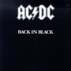 AC/DC guitar tabs for Back in black (Ver. 5)