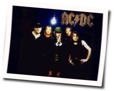 AC/DC tabs for Little lover