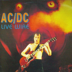 AC/DC chords for Live wire