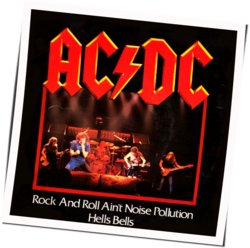AC/DC tabs for Rock and roll aint noise pollution