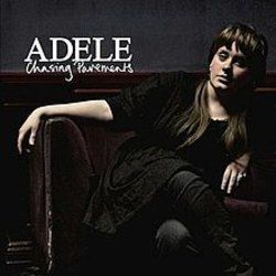 Adele guitar chords for Chasing pavements